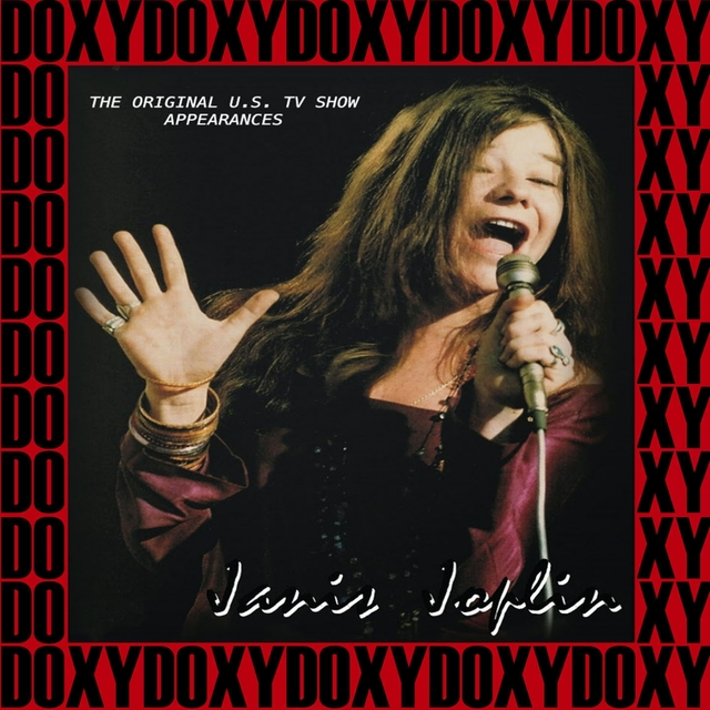 Janis Joplin the Original U.S. Tv Show Appearances 1969, 1970