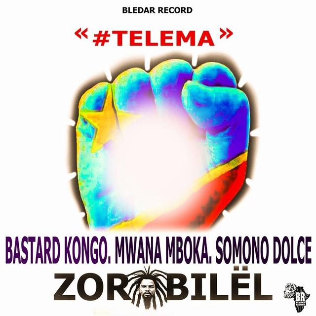 Couverture de #Telema