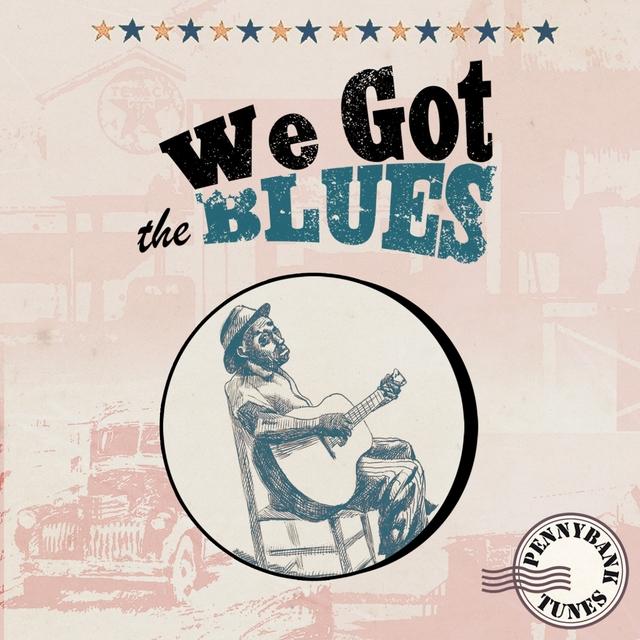 Couverture de We Got the Blues