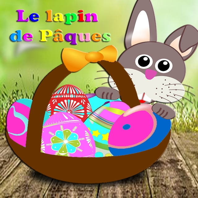 Couverture de La lapin de Pâques