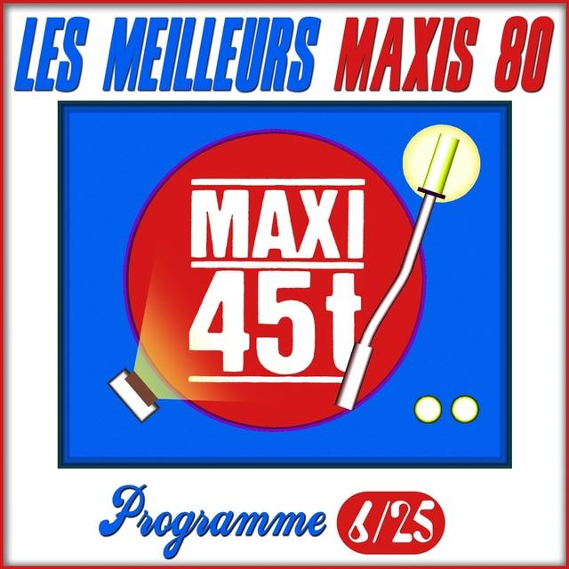 Maxis 80 : Programme 6/25