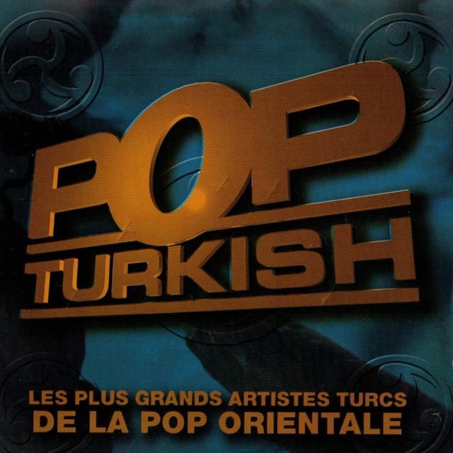 Couverture de Pop Turkish