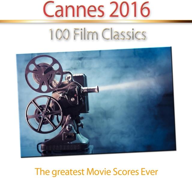 Couverture de Cannes 2016 - 100 Film Classics