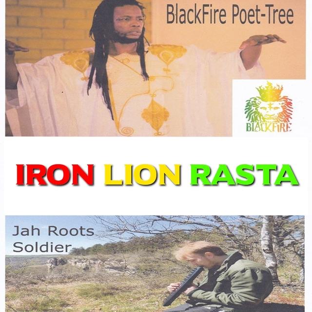 Iron Lion Rasta