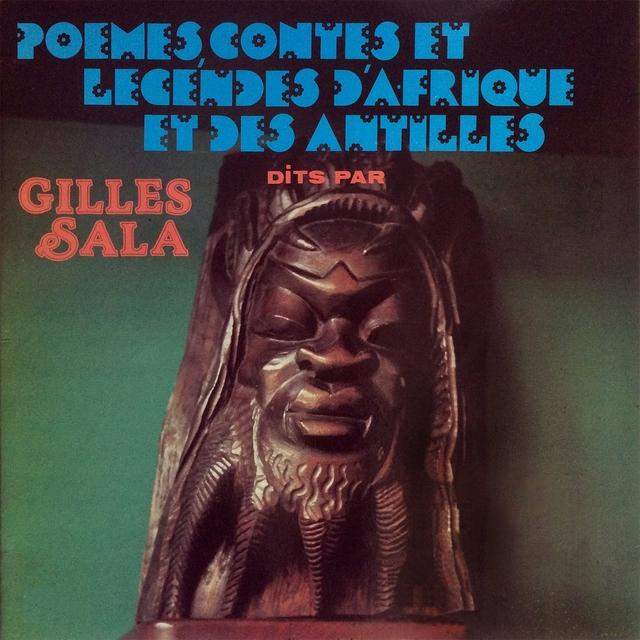 Poèmes, contes et légendes d'Afrique et des Antilles