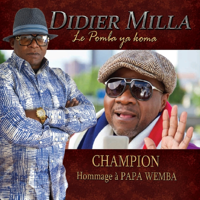Champion - Hommage à Papa Wemba