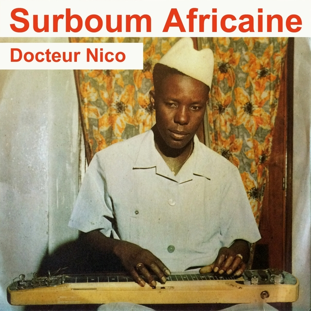 Couverture de Surboum africaine