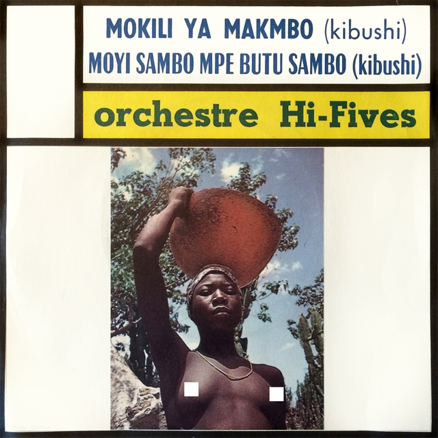 Couverture de Mokili Ya Makmbo