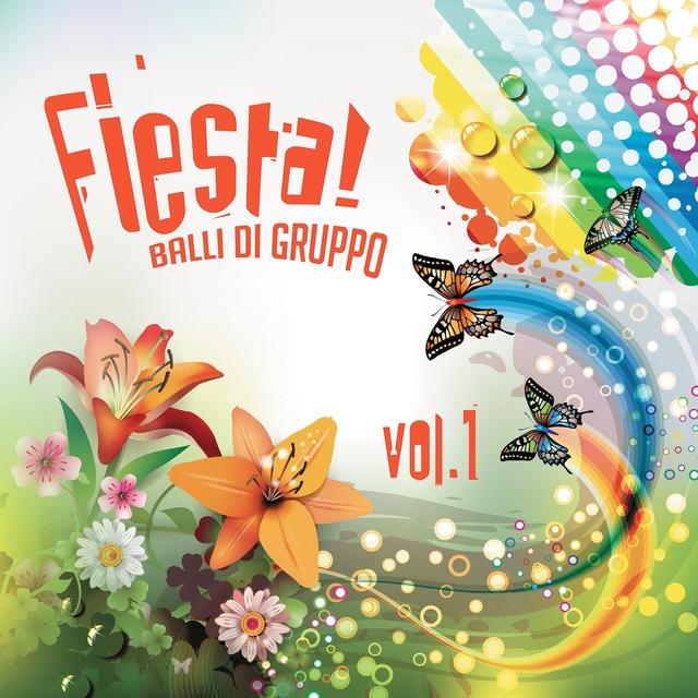 Fiesta!, balli di gruppo, Vol. 1