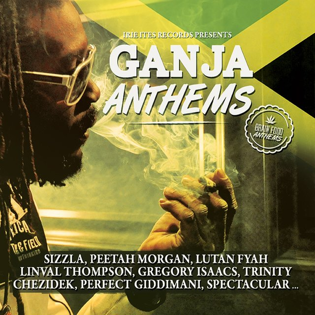Couverture de Ganja Anthems