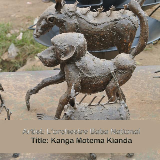 Kanga Motema Kianda