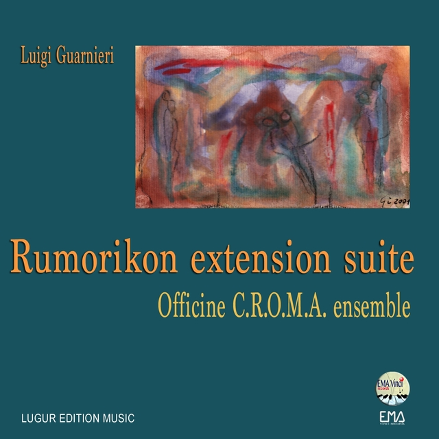 Luigi Guarnieri: Rumorikon Extension Suite