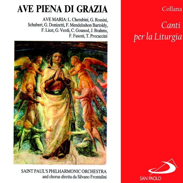 Collana Canti per la Liturgia: Ave piena di grazia