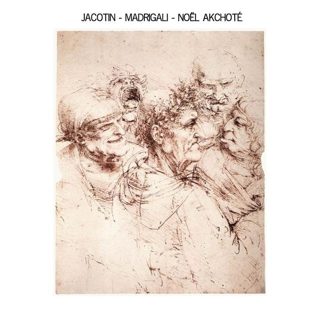 Jacotin: Madrigali
