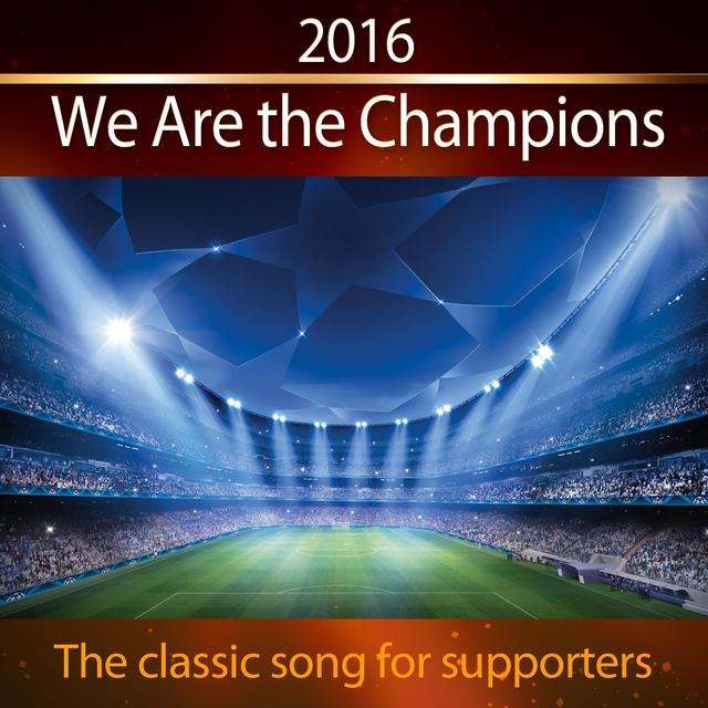 Couverture de We Are the Champions