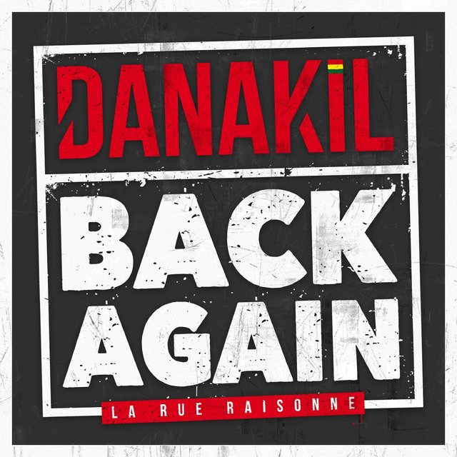Couverture de Back Again