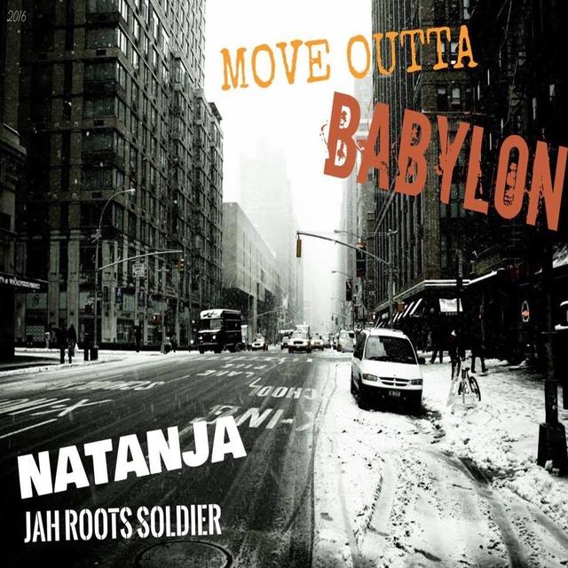 Couverture de Move Outta Babylon