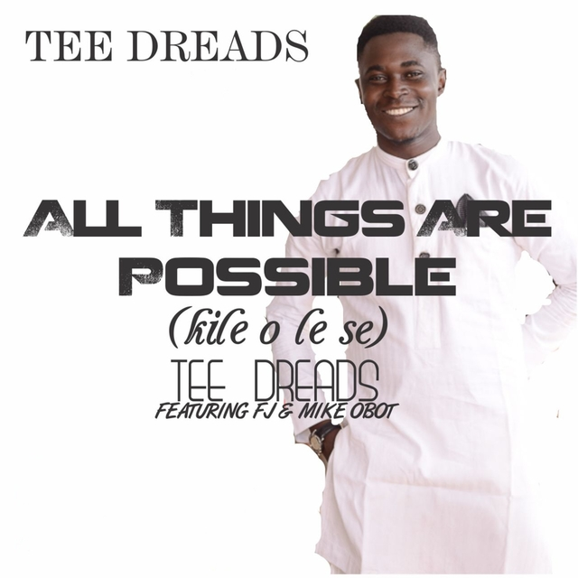 Couverture de All Things Are Possible