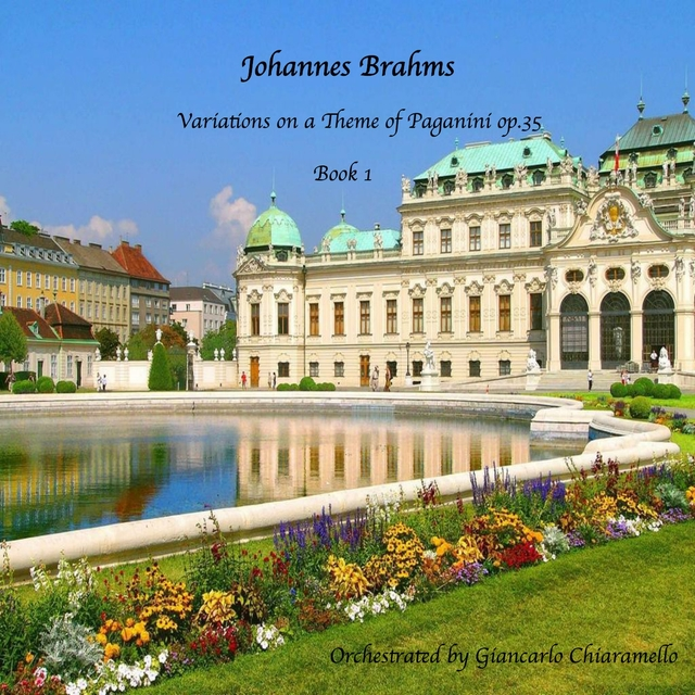BRAHMS VARIATIONS on a Theme of Paganini op.35