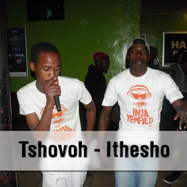 Couverture de Ithesho