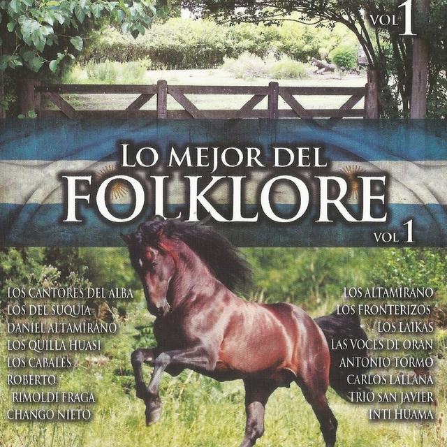 Lo Mejor del Folklore, Vol. 1