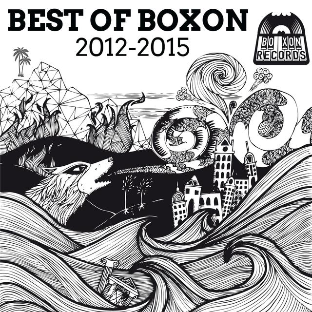 Couverture de Best of Boxon 2012-2015