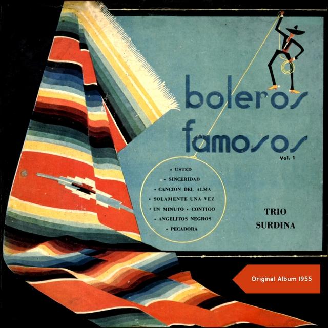 Boleros Famosos Vol. 1