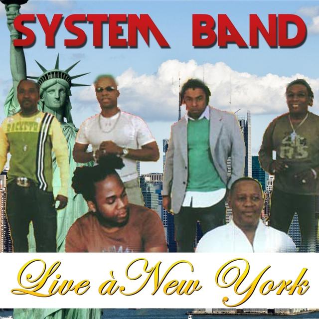 Live à New York