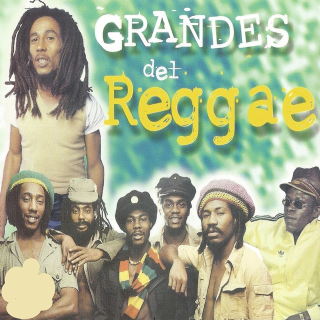 Couverture de Grandes Del Reggae