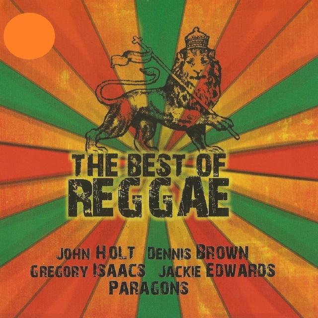 Couverture de The Best of Reggae