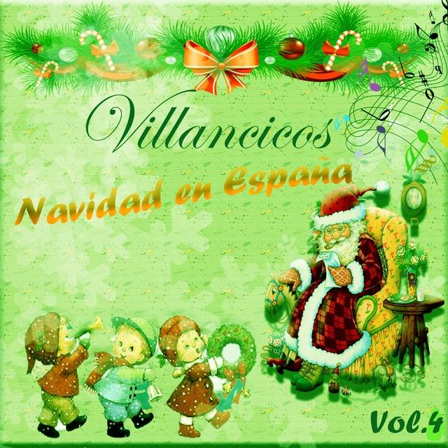 Villancicos - Navidad en España, Vol. 4
