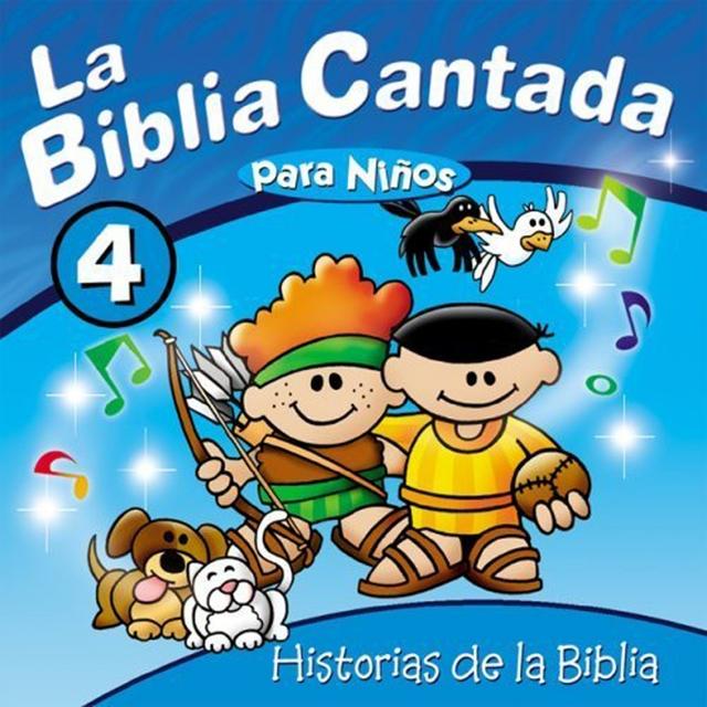 La Biblia Cantada para Niños, Vol. 4