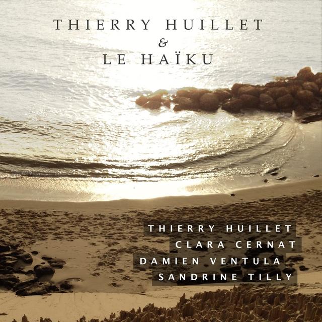 Couverture de Thierry Huillet et le Haïku