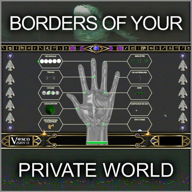 Borders of Your Private World
