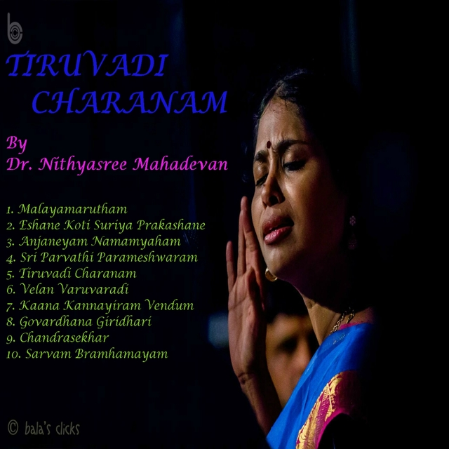 Tiruvadi Charanam: Dr. Nithyasree Mahadevan