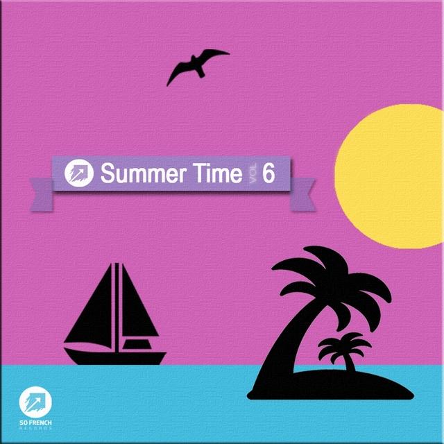 Couverture de Summer Time, Vol. 6
