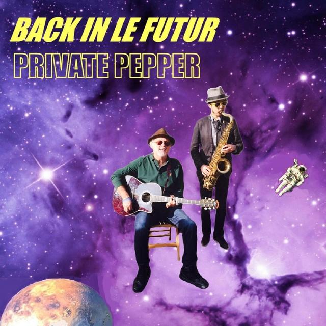 Back in le futur