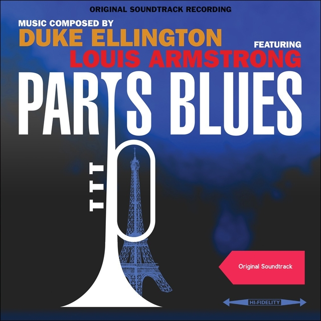 Couverture de Paris Blues