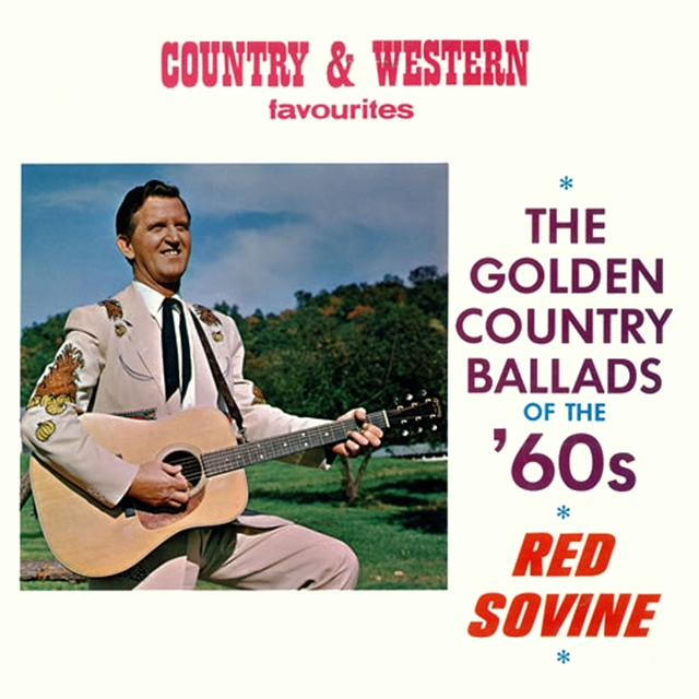 The Golden Country Ballads of the 60's