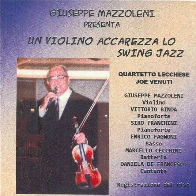 Il violino accarezza lo swing jazz