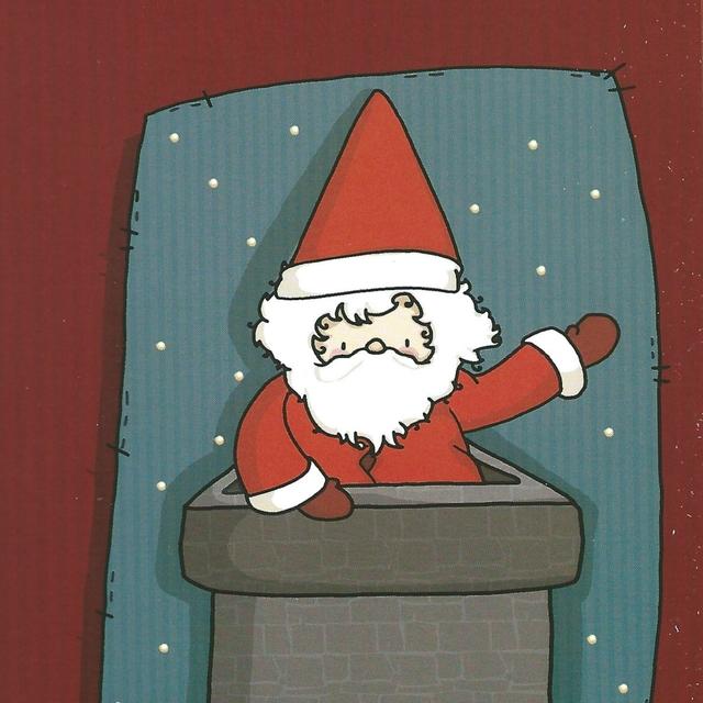 Couverture de Petit papa Noël
