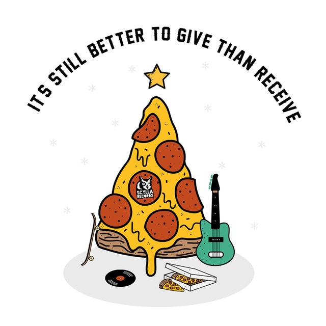 It's Still Better to Give Than Receive