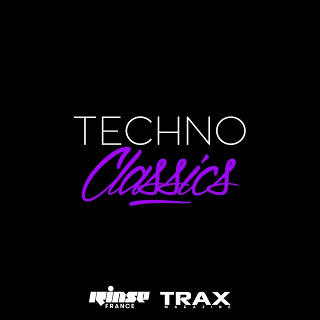 Couverture de Techno Classics