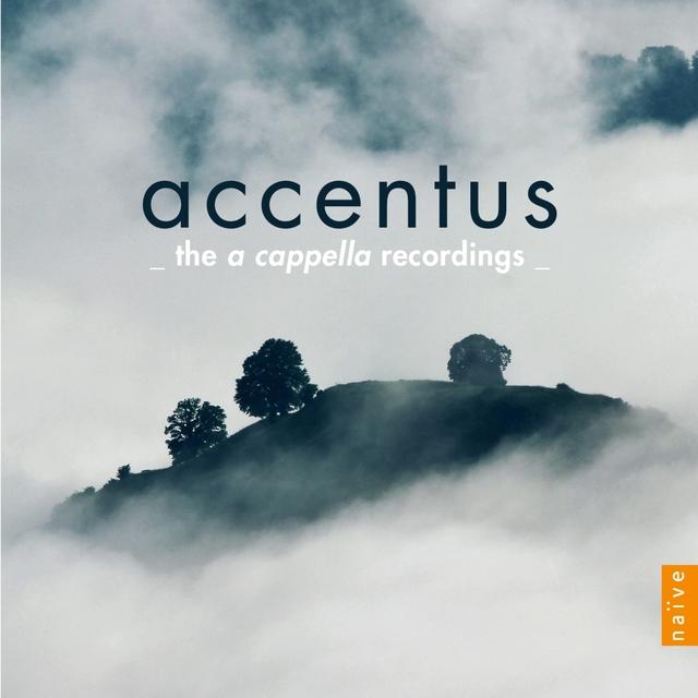 Couverture de Accentus: The a capella Recordings