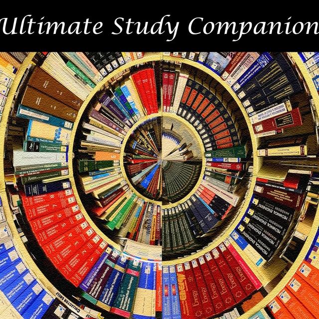 Ultimate Study Companion