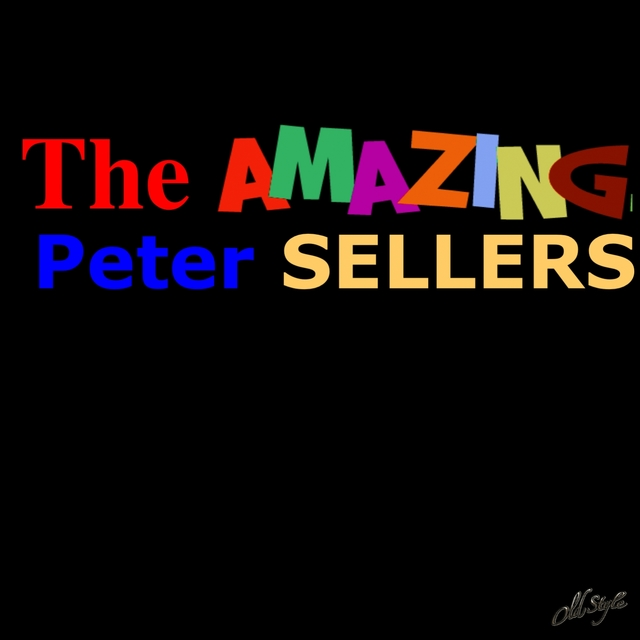 The Amazing Peter Sellers