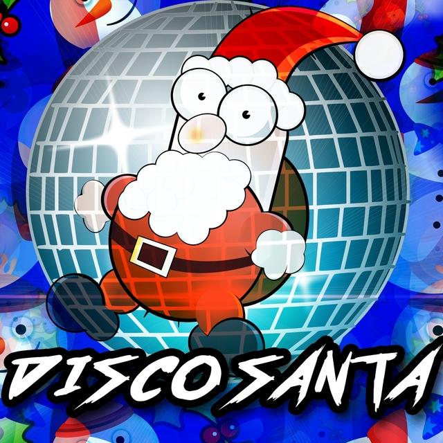 Disco Santa