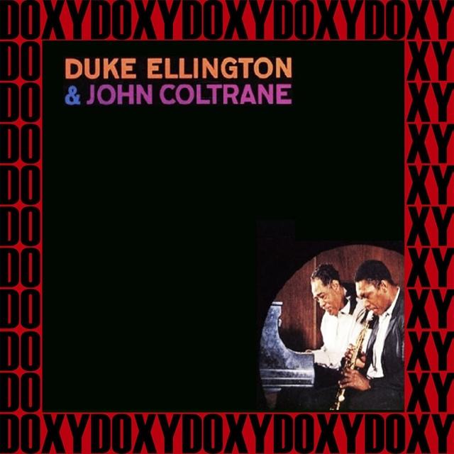 Couverture de Duke Ellington & John Coltrane