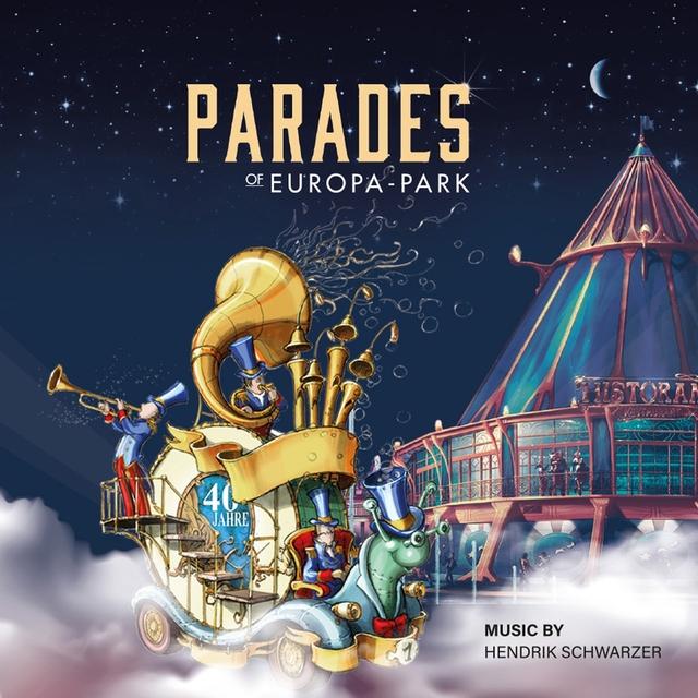 Parades of Europa-Park