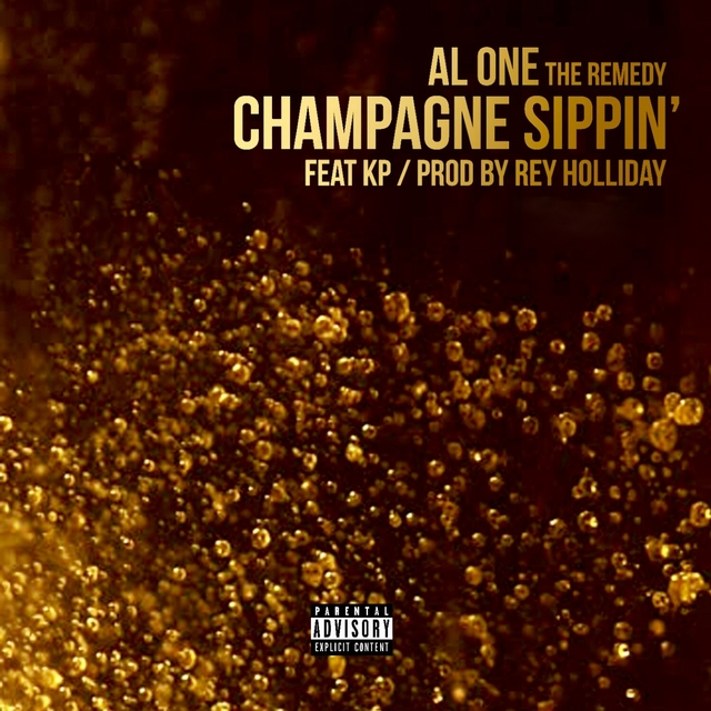 Champagne Sippin' - Single